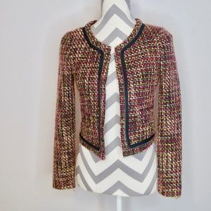 Anthropologie Tweed Jacket